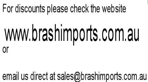 BRASH IMPORTS